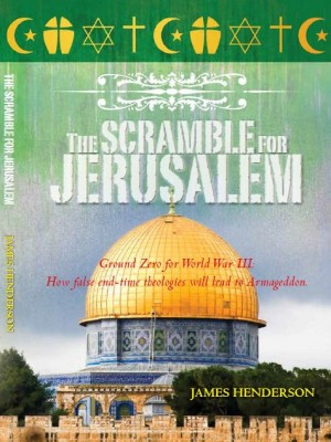 Scramble for Jerusalem (Paperback Cover)